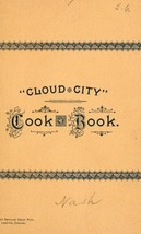 Rocky Mountain Cook Books Cloud City Leadville ... - $4.99