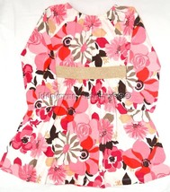 Gymboree Star of the Show Sparkle Floral Dress ... - $25.15