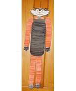 Vintage Halloween Beistle honeycomb Paper Dancer Cat - $9.95