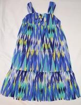 Gymboree Sparkle Safari iKat Print ruffled Dres... - $28.89