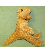 "16"" Build A Bear DINOSAUR Raptor Velociraptor Plush Stuffed Animal Tan T... - $14.03"