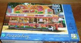 Candy Land Amusement Park Puzzle  - $29.99