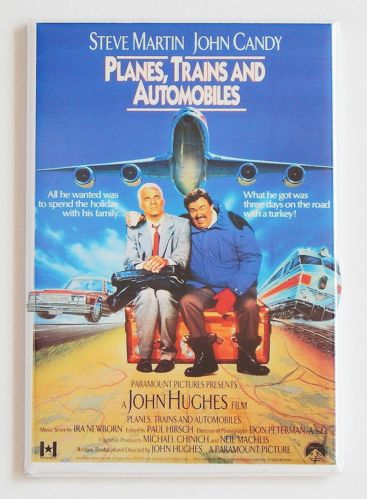 Planes  trains magnet