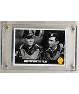12 O'CLOCK HIGH 1964 TV Promo Series 1 TRADING CARDS #5 of 5! VINTAGE EF... - $22.72
