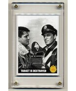 12 O'CLOCK HIGH 1964 TV Promo Series 1 TRADING CARDS #2 of 5! VINTAGE EF... - $22.72