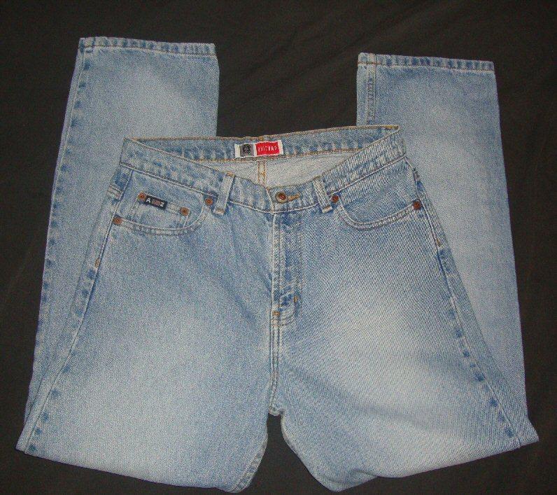 ARIZONA  light wash  Straight Leg  Jeans sz  7
