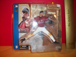 Major League Baseball Houston Astros Toy Roy Oswalt Action Figure MLB Souvenir - $18.99