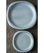 Rosenthal Lanka Suomi (2) Dinner Plates & (2) Bread Plates - $75.00