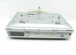 Sony Under Cabinet Stereo CD Player Radio Tuner Mega Bass ICF-CD543RM Sp... - $39.55