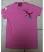 "FREE CITY Tokyo PINK ""Life Nature Love"" sunray dove sleeve S T-shirt RAR... - $169.99"