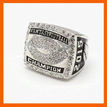 HOT 2015 Fantasy Football World Series Championship Ring Gift For Fan - $14.99