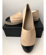 CHANEL Espadrille - New with box Size EU 40 / US 10 - $826.65