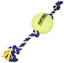 "PetSport 70156 Mega Tuff Ball Tug Dog Toy, 6"", Yellow - £31.42 GBP"