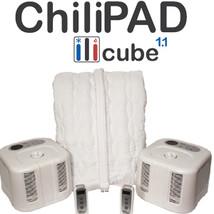 Twin ChiliPAD™Heating/Cooling Mattress Pad, Temp Controlled, Chili Techn... - $499.00