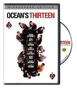 Ocean's Thirteen DVD  - $0.00