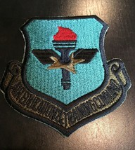 USAF Air Force Patch Air Education And Training Command SSI BDU ACU Emblem New - $8.45
