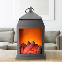Led Fireplace Lantern - $27.39