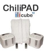 TwinXL ChiliPAD™Heating/Cooling Mattress Pad, Temp Controlled, Chili Tec... - $599.00