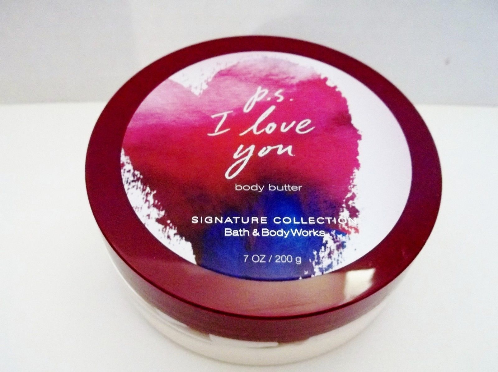 Bath & Body Works P.S. I Love You Body Butter 7 oz / 200 g