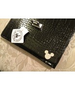 IPad/Tablet Case from Disney - Mickey Crocodile - Black & Silver - NWT - $38.00
