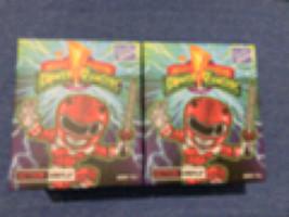 2x Mighty Morphin Power Rangers 3-Inch Random Figure Case - $29.99