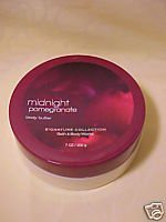 Bath & Body Works Midnight Pomegranate Signature Collection Body Butter 7.0 Oz