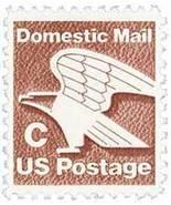 1981 20c C & Eagle, Domestic Mail Scott 1946 Mint F/VF NH - $1.22 CAD