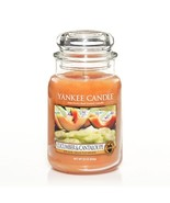 Cucumber Cantaloupe Yankee Candle Housewarmer Jar 22 Ounce First Quality - $26.50