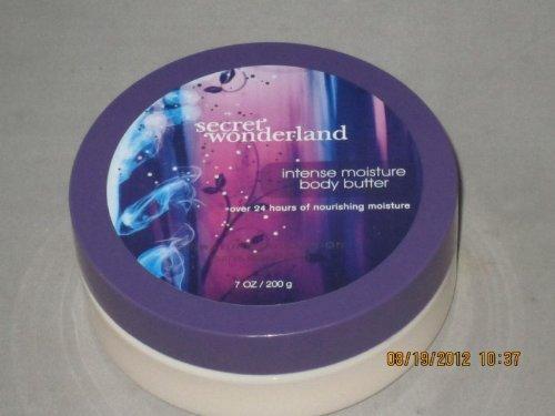 Secret wonderland butter