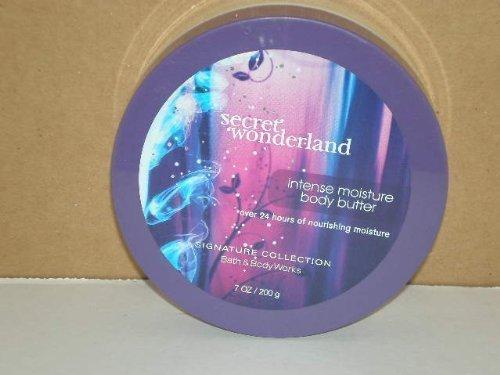 Bath & Body Works Secret Wonderland Body Butter 7 oz / 200 g