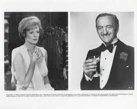 Murder by Death Press Publicity Photo David Niven Maggie Smith Movie Nei... - $5.98