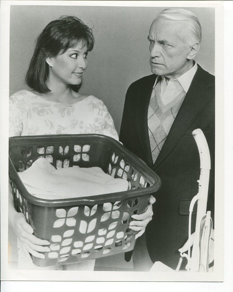 Too Close for Comfort Press Photo Ted Knight TV Show 1980s