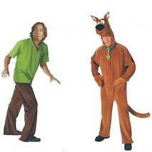Scooby Doo - Costume - Set of 2 - Shaggy & Scooby - Adult - Standard Size - $72.21