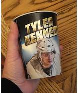 PITTSBURGH PENGUINS DAIRY QUEEN CUP Hockey 2011 BLIZZARD Glass TYLER KEN... - $9.86