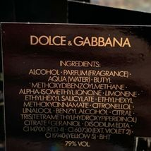 Dolce & Gabbana The Only One EDP 1.5mL Vials x5 Total Of 7.5mL image 3