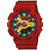 New Casio G-shock GA-110FC-1 Hyper Colors Rare Big Face Men Watch - $91.48