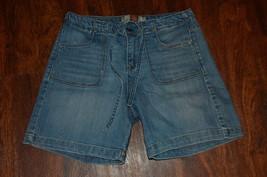 Women's/Junior's Old Navy Denim Blue Jean Short's ~ Sz 2 ~ Blue ~Mid rise - $14.84