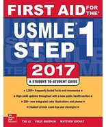 First Aid for the USMLE Step 1, 2017 - $55.99