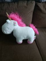 "16"" Despicable Me Unicorn Plush It's So Fluffy! Universal Studios Official - $9.89"