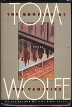 The Bonfire of Vanities by Tom Wolfe, Hardback 1987 - $16.00