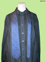MUSIC NOTES 100% Silk Handmade Neck Tie - Classy Novelty Tie - FREE SHIP... - $25.00
