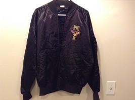 California Black Pool Hall Jacket Sz XL