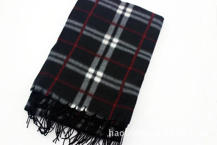 2014 New fashion plaid Silk chiffon seda print ring shawl Long Scarves for men
