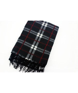 2014 New fashion plaid Silk chiffon seda print ring shawl Long Scarves f... - $3.84