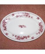 38 Vintage Restaurantware China Plate Platter Lot Buffalo Jackson Homer ... - $250.00