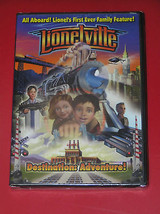 LIONELVILLE DESTINATION ADVENTURE DVD - $14.99