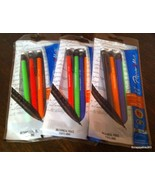 3 ea Paper Mate Write Bros. Grip Mechanical Pencils 0.7mm HB #2 Refillable - $6.00