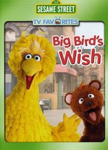 Sesame Street: Big Bird Wishes the Adults Were Kids – DVD (2011) - $5.95