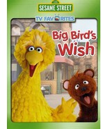 Sesame Street: Big Bird Wishes the Adults Were Kids – DVD (2011) - $5.95