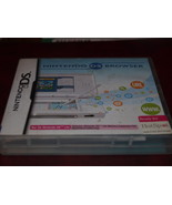 NINTENDO DS LITE WEB BROWSER AND MEMORY EXPANSION PACK NET INTERNET - $16.82